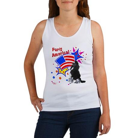 Parti America #1 Women's Tank Top