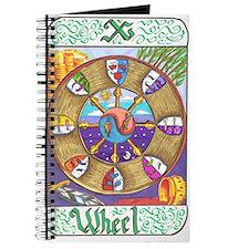 Cute Wheel of fortune Journal
