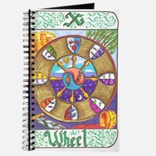 Cute Wheel fortune Journal