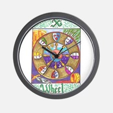 Cute Tarot Wall Clock