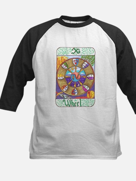 Cute Wheel of fortune Tee