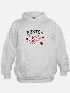 Boston Girl Hoody