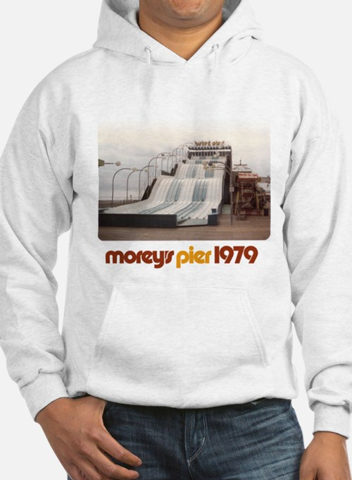 Morey's Pier - Wipeout Hoodie