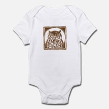 Owl - Infant Bodysuit