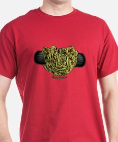 Unique Green tree python T-Shirt