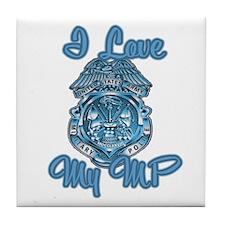 I love my MP Tile Coaster