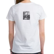 Front and Bach Tee