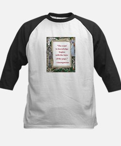 The Road To Knowledge Tee