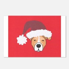 Christmas Pit Postcards (Package of 8)