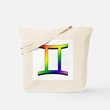 GLBT Gemini Tote Bag