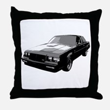 Grand National Throw Pillow