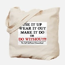 Funny Do it Tote Bag