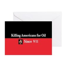 Killing Americans Greeting Cards (Pk of 10)