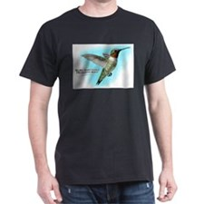 Ruby-Throated Hummingbird T-Shirt