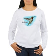 Ruby-Throated Hummingbird T-Shirt