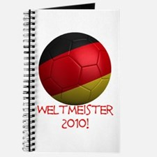 Weltmeister 2010! Journal
