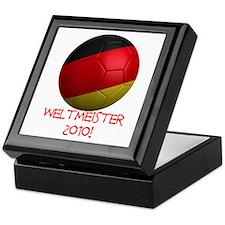 Weltmeister 2010! Keepsake Box
