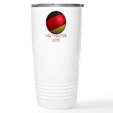 Weltmeister 2010! Travel Coffee Mug