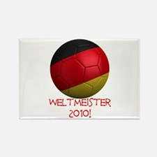 Weltmeister 2010! Rectangle Magnet