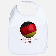Weltmeister 2010! Bib