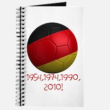 Germany Wins! Journal