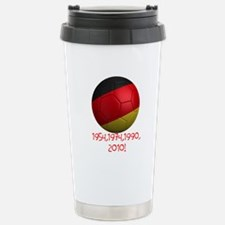 Germany Wins! Travel Mug