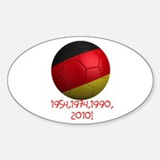 Germany Wins! Decal