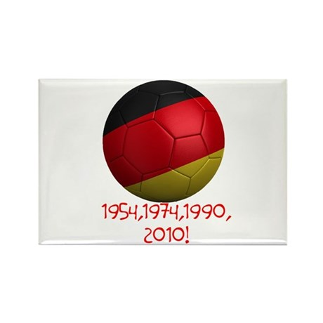 Germany Wins! Rectangle Magnet (10 pack)