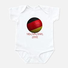 Germany Wins! Infant Bodysuit