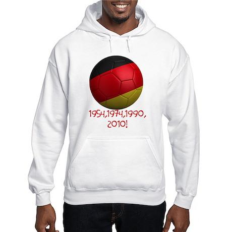 Germany Wins! Hooded Sweatshirt