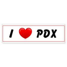 Portland Oregon Bumper Sticker