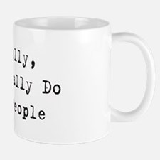 Guns Kill People Mug