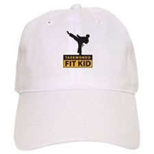Tae Kwon Do Fit Kid Baseball Cap