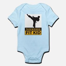 Tae Kwon Do Fit Kid Infant Creeper
