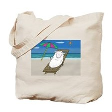 plage/beach Tote Bag