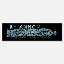 Rhiannon Bumper Sticker 2