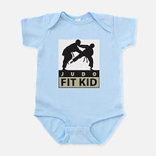 Judo Fit Kid Infant Creeper
