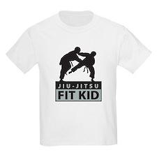 Ju-Jitsu Fit Kid Kids T-Shirt