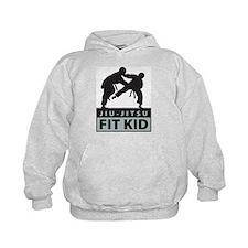 Ju-Jitsu Fit Kid Hoodie