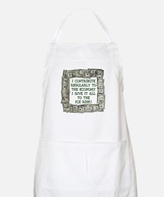 Hockey Funds BBQ Apron