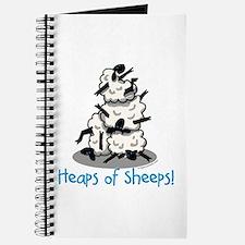 Heaps of sheeps farmer Journal