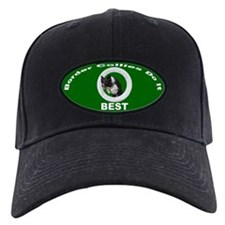 """Border Collies Do It Best"" Baseball Hat"