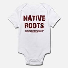 Native Roots - Chief Seattle Infant Bodysuit