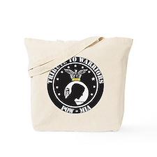 TRIBUTE TO POW - MIA Tote Bag