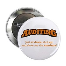 "Auditing-Numbers 2.25"" Button"