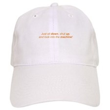Look into the Machine Baseball Cap