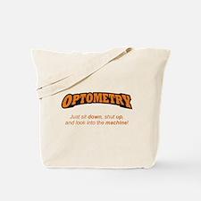 Optometry / Machine Tote Bag