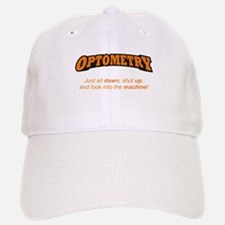 Optometry / Machine Baseball Baseball Cap