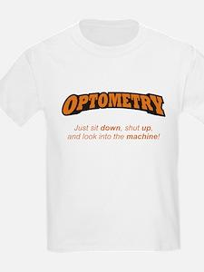Optometry / Machine T-Shirt