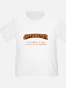 Optometry / Machine T